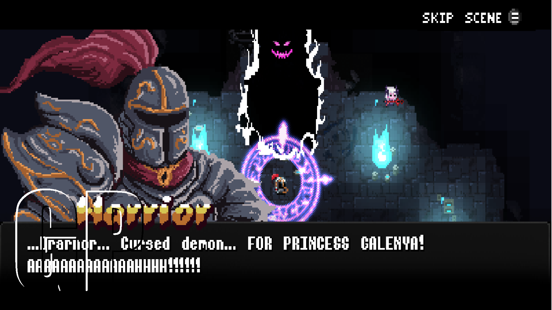 "Twin-Stick Roguelike ""Demon's Tier+"" Now Available on PS4, Vita, Switch and Xbox One"